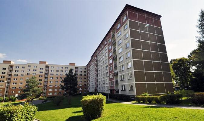 Bytový dům Nový Bor